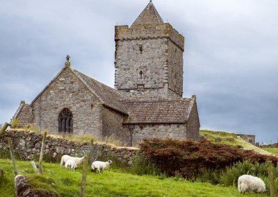 St Clements Church, Rodel, Harris