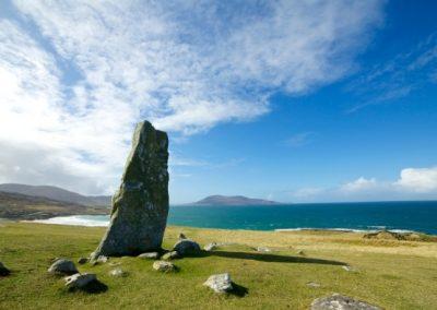 The Macleod Stone, Harris