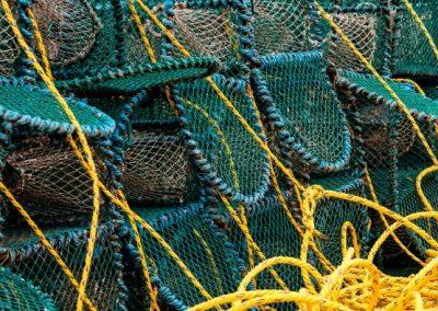 Hebridean Lobster Pots