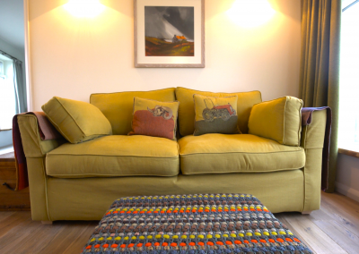 Relax in Comfort - Sofa Bed if needed