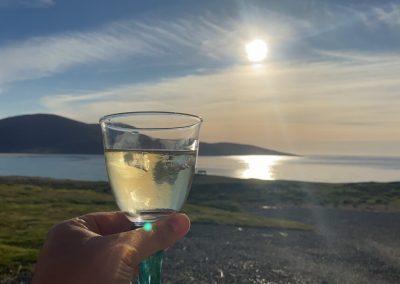 Wines, Beers and Spirits on Isle of Harris | Oran Na Mara
