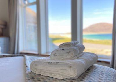 Shoreline bedroom views